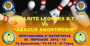 ROLLRITE LEONTES Vs ABACUS ANORTHOSIS_w7_300
