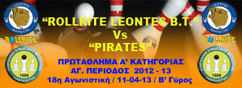ROLLRITE LEONTES Vs PIRATES_w18_350