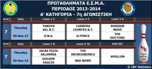 FBA League_next week games_w7a